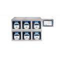 Многоканальное дозирование жидкости для перистальтического насоса