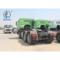 SINOTRUK HOWO Tractor Truck LHD 6X4 Euro2 371HP