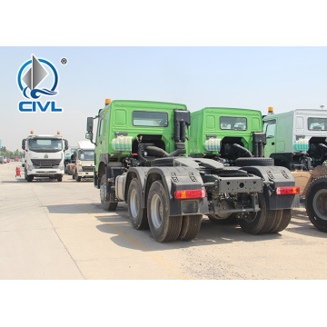 Tracteur SINOTRUK HOWO LHD 6X4 Euro2 371HP