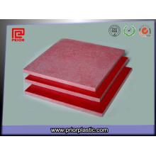Laminados de fibra de vidro fabricados com NEMA grau Gpo-3