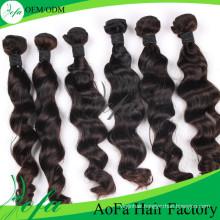 100%Human Hair Extension Unprocessed Virgin Remy Hair