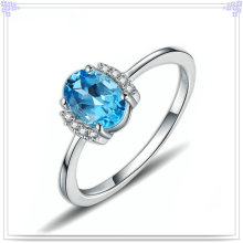 Moda Jóias Crystail jóias 925 Anel de Prata Sterling (CR0061)