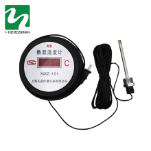 Industrial Pressure outdoor Stainless steel digital thermometer