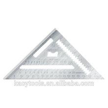 Triangular rafter Tente régua quadrada