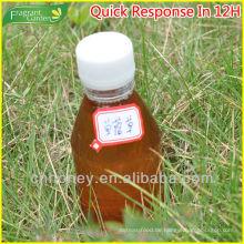 Reine Natur chinesische Milch Wicke Honig
