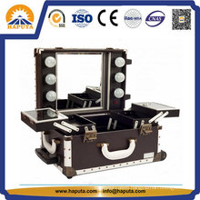 Fantastic Makeup Case with LED Lights and Mirror (HB-1016)