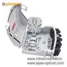Caja Nap 16 Cables Drop Caja de distribución de fibra óptica 16cores Caja de terminales del divisor