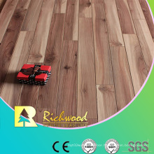 12.3mm E0 HDF AC4 Embossed Walnut Laminate Floor