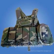 último chaleco / ropa militar táctica