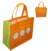 Reusable Tote Non-Woven Shopping Bag