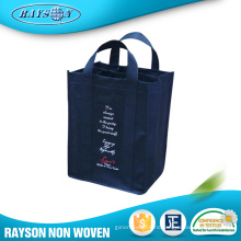 Best Wholesale Websites Pp Handle Non Woven Cloth Beer Bags