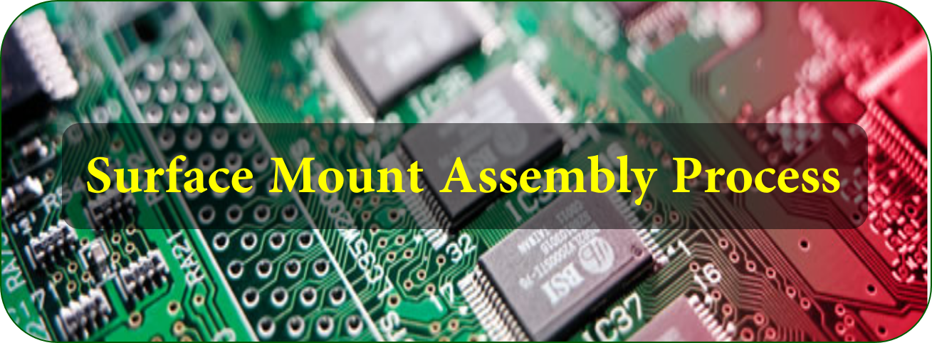 Surface Mount Assembly Process