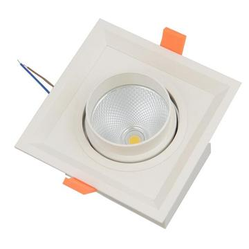 Recessed LED Ceiling Down Light LED Grille Downlight
