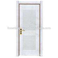New Design Hotel door Design MDF Melamine Door Wood Interior Door