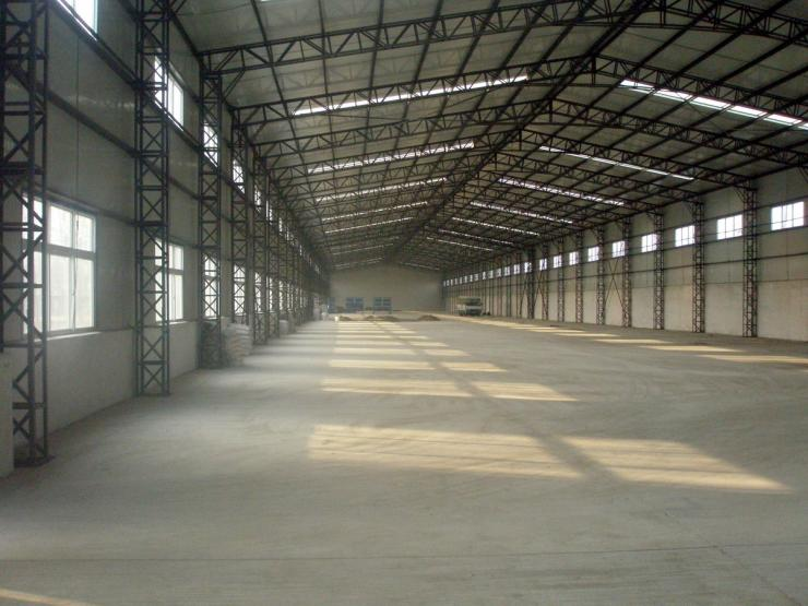Industry Steel Warehouse Structure