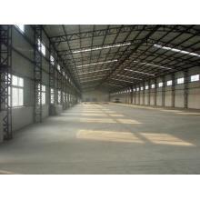 Estrutura do armazém leve de aço da indústria de pré-fabricados de alta qualidade