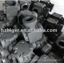 die casting aluminum sand casting iron valve housing