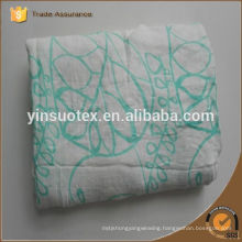 Hot Sales High Quality 100% Cotton Muslin Squares