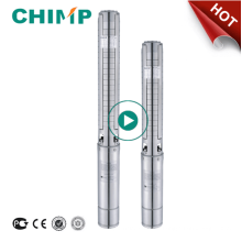 CHIMP high lift submersible water pump for deep well