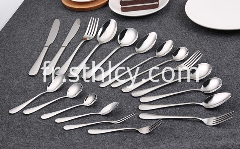 Durable Safety Children's Knife Spoon