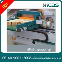 Halbautomatische Finger Joint Shaper Finger Joint Maschine