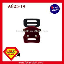 A825-19 Alumínio Pequeno Harness Rock Alpinismo Sport Belt Bolsa de moda Quick Release Buckle