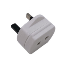 Schuko to UK Plug Travel Power Adapter