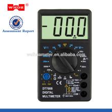 Multímetro digital DT700B CE con medidor de pantalla grande CE
