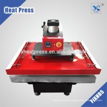 pneumatic large format sublimation heat press