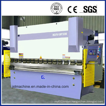 Hydraulic Press Brake Plate Bending Machine (WC67Y-100T/ 3200)