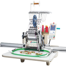 New condition and cap embroidery machine Sequin beads embroidery machine price