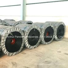 Cinta transportadora de goma / correa transportadora Ep / Used in Coal Mine