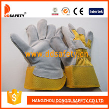 Ddsafety Cow Split Leather Gloves Dlc213
