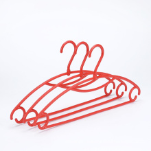 Economy And Cheap T-shirt Plastic Hanger For Cloth