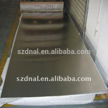 Hojas de aluminio 6082 T6 0,7 mm 0,9 mm Hojas de 1,2 mm