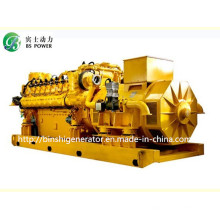 20kVA-2000kVA Biogas generador de energía del motor