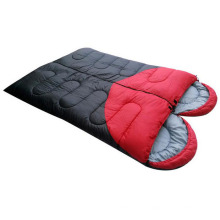 Heart-Shaped Camping Double Thick Warm Winter Sleeping Bags