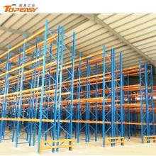 altura resistente ajustable almacén de almacenamiento en frío paleta de estanterías