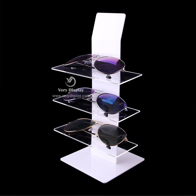 glasses display stand rack