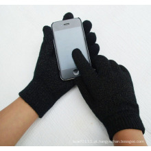 Tela de toque completo de malha de moda magia inverno luvas (yky5637)