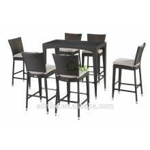 2014 cheap bar table chair and bar set
