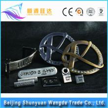 China Fábrica de fazer alta qualidade Metal Bag Acessórios para Atacado