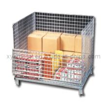 Hersteller von Warehouse Storage Wire Mesh Container
