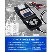 Detector de Bateria Automotiva