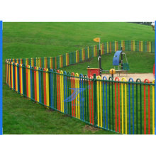Bow Top Fence for School (TS-BTF01)