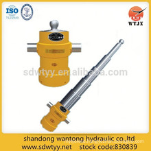FC and FE type single acting hydraulic cylinders for dump truck