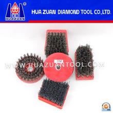 Diamond Abrasive Brush for Stone Profiling (HZAB)