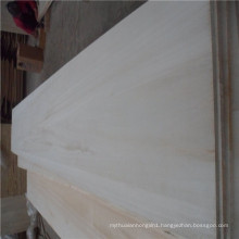 Bleached Paulownia Edge Glued Panel