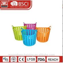 Panier à linge populaire panier à linge en plastique/LDPE (29L)
