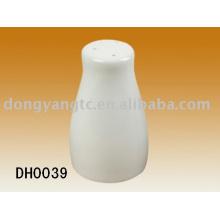 Pote de pimienta de porcelana al por mayor directo de fábrica